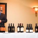 Wine Table Display