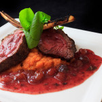 Colorado Lamb and Mashed Sweet Potatoes